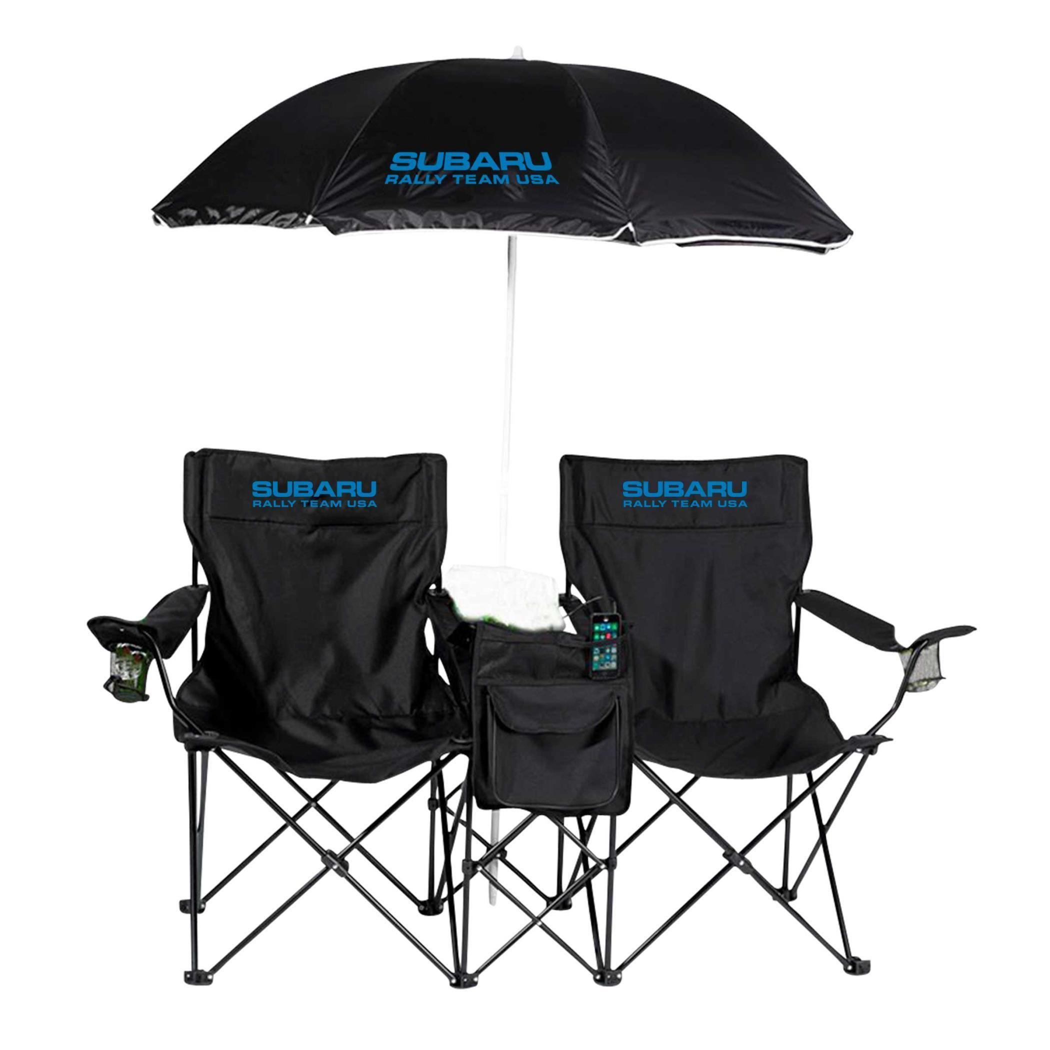 Subaru Gear Beach chairs, Music vacation, Cool umbrellas