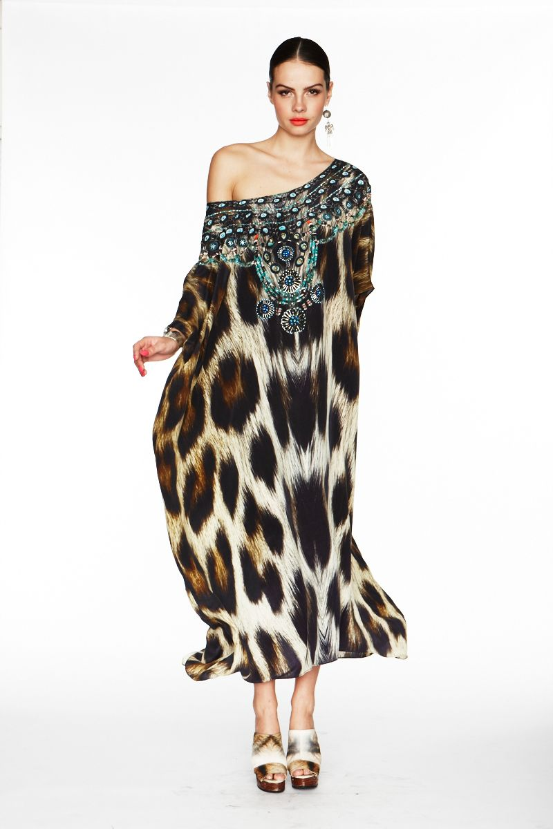 2cb36d4106 Panthera Round Neck Camilla Franks Kaftan...my new favourite piece in my  wardrobe!!