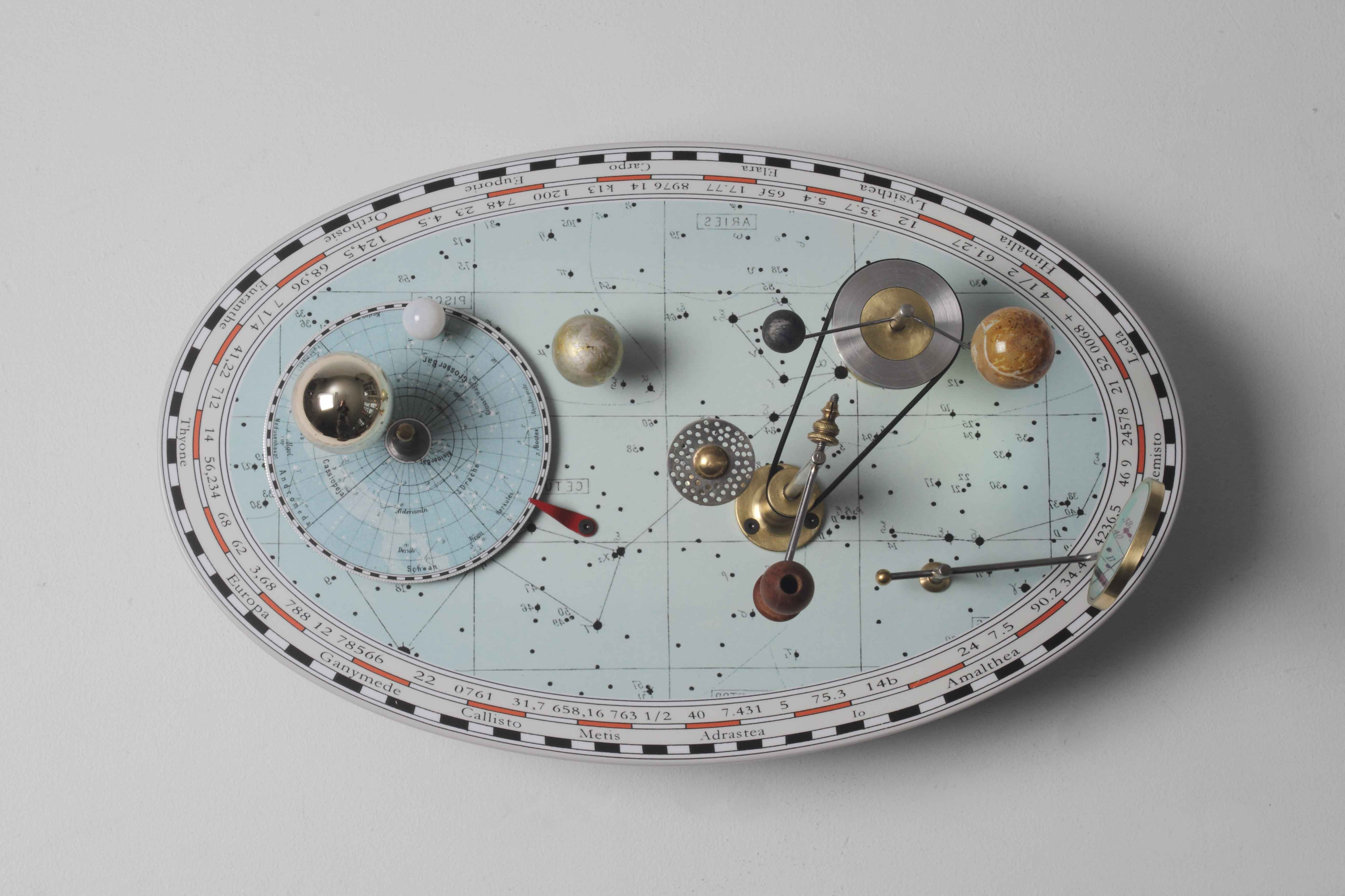 This is The Orrery by Steffen Dam who's work we are showing at #COLLECT15  @CraftsCouncilUK #glass #artist #gallery #exhibition