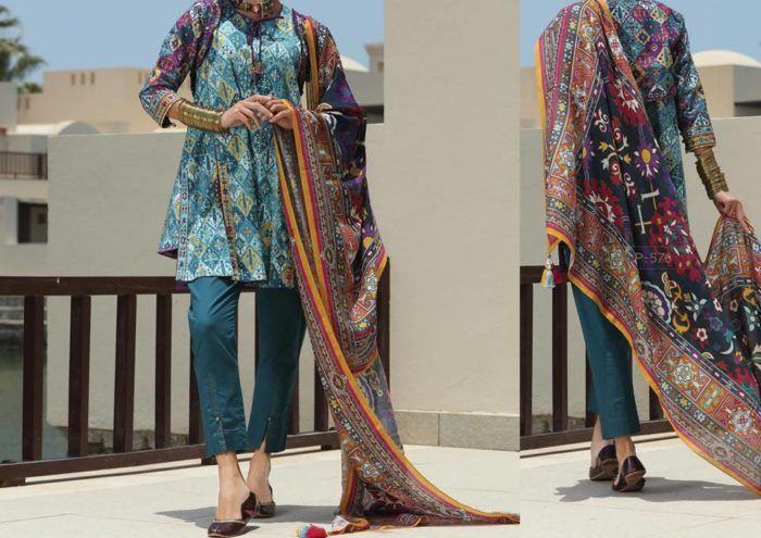 8acbd11df2 Almirah Cambric Suits Collection 2018-2019 for Women | Eastern ...