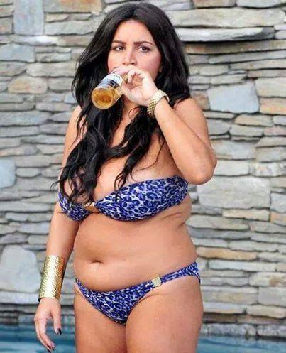 girls Nude beer beach drinking