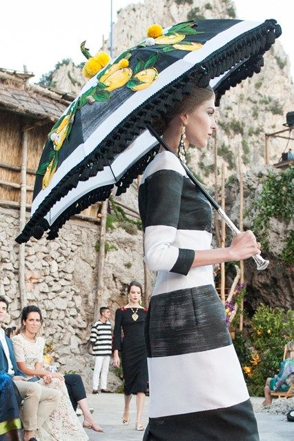 Suzy Menkes Dolce & Gabbana couture report (Vogue.com UK)