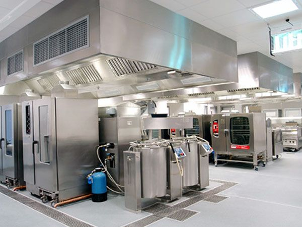 Variar Commercial Industrial Kitchen Exhaust Systems Chennai