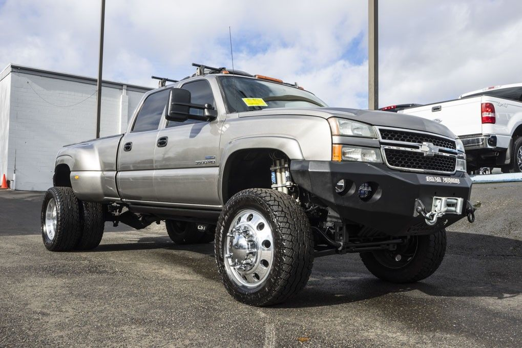 2007 Chevrolet Silverado Diesel Trucks For Sale Diesel Trucks