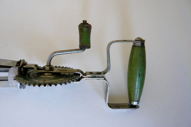 Taplin Hand Mixer Green
