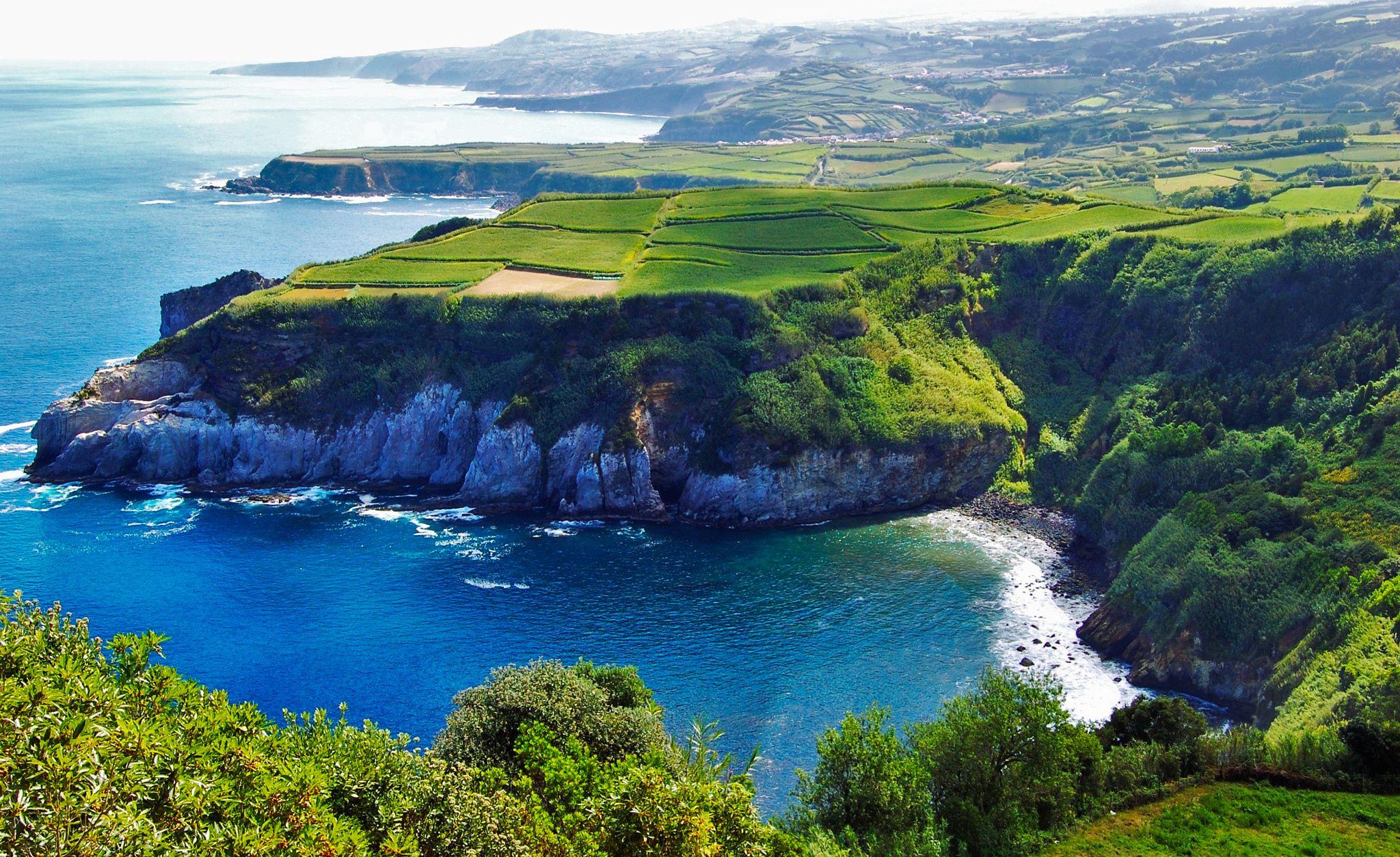 São Miguel Coast, Azores By Pedro José On 500px