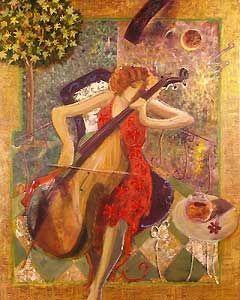 """""""Sonata -- by Sabzi Mahmood"""