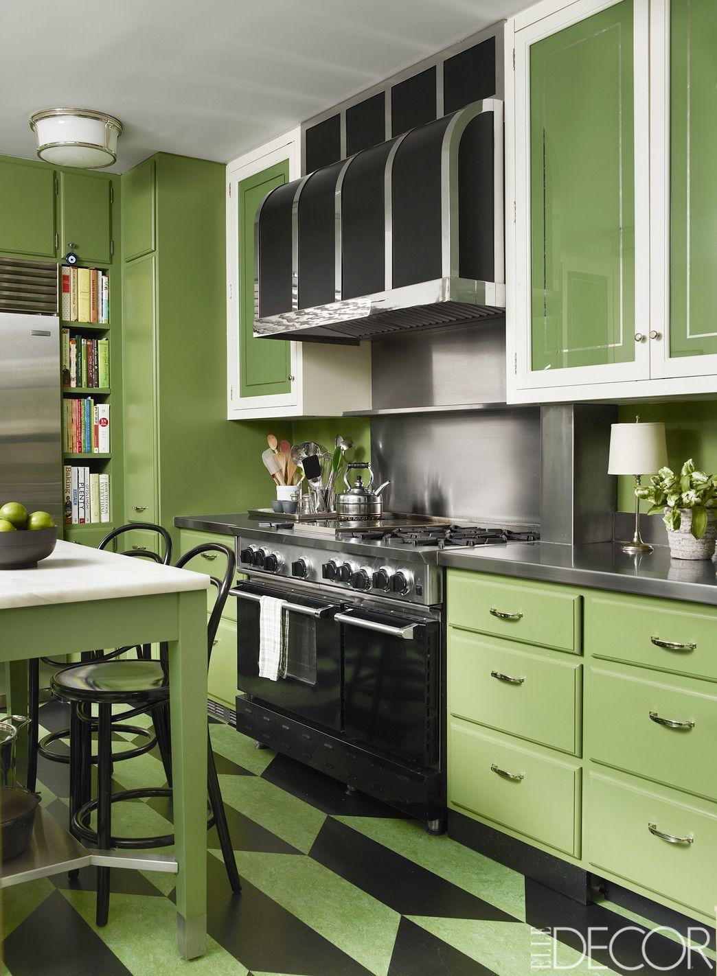 apple green kitchen cabinets with wood layjao kitchen remodel small green kitchen designs on kitchen interior green id=61261