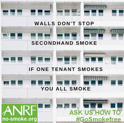 Homes American Nonsmokers' Rights Foundation nosmoke