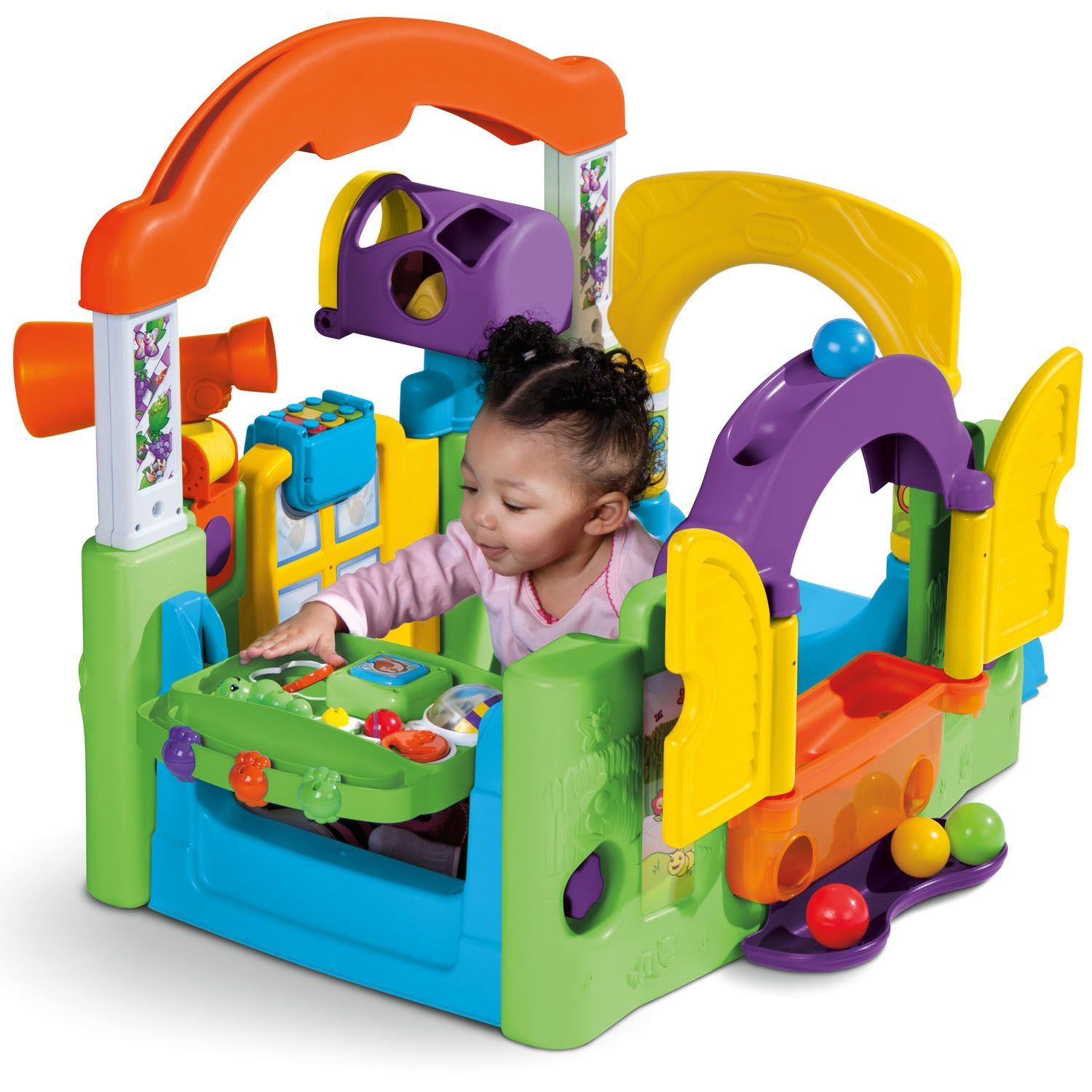 Activity Garden™ Baby activity toys, Early learning toys