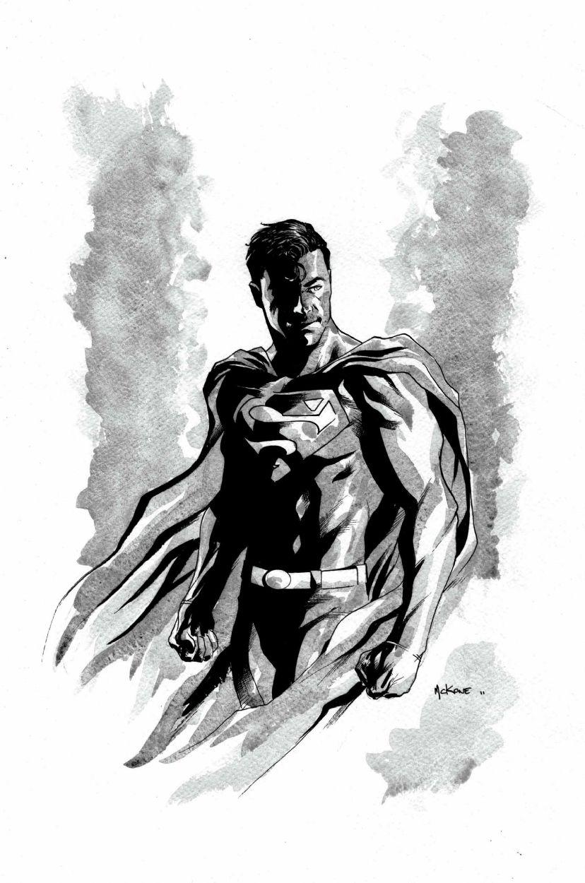 Superman by Mike McKone *