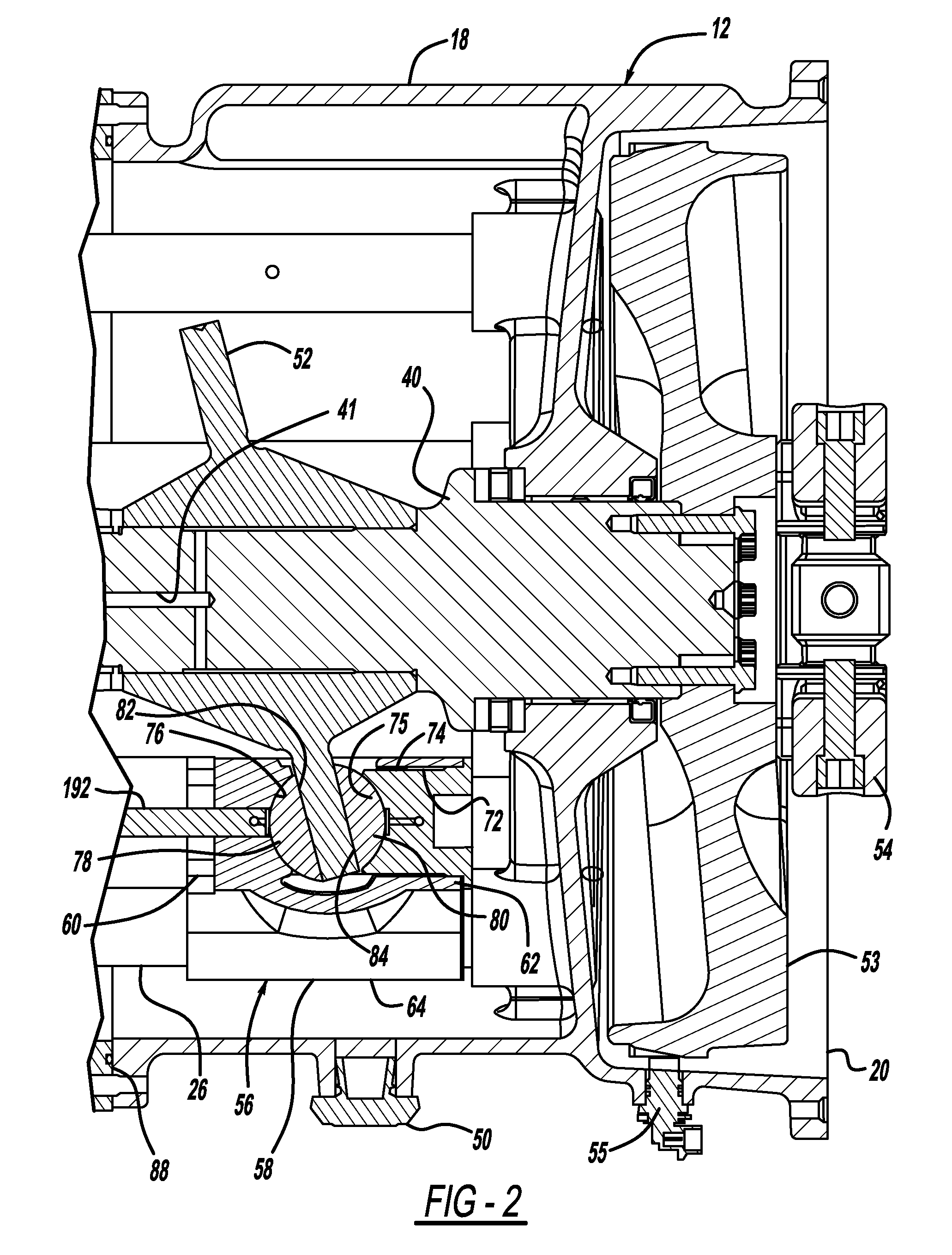 pressure equalization system for a stirling engine us 8601809 b2 patent drawing [ 2062 x 2716 Pixel ]