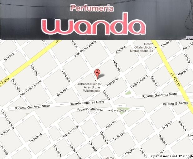 Twitter / Bossemar: Encontra a Bossem también en Perfumería Wanda Cuenco 3252 Villa Del Parque Capital.