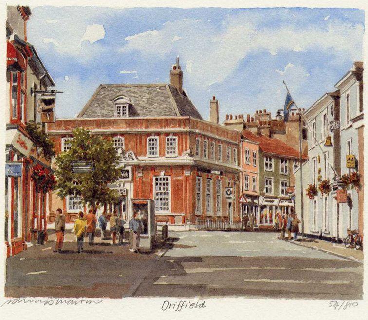 Driffield - Portraits of Britain