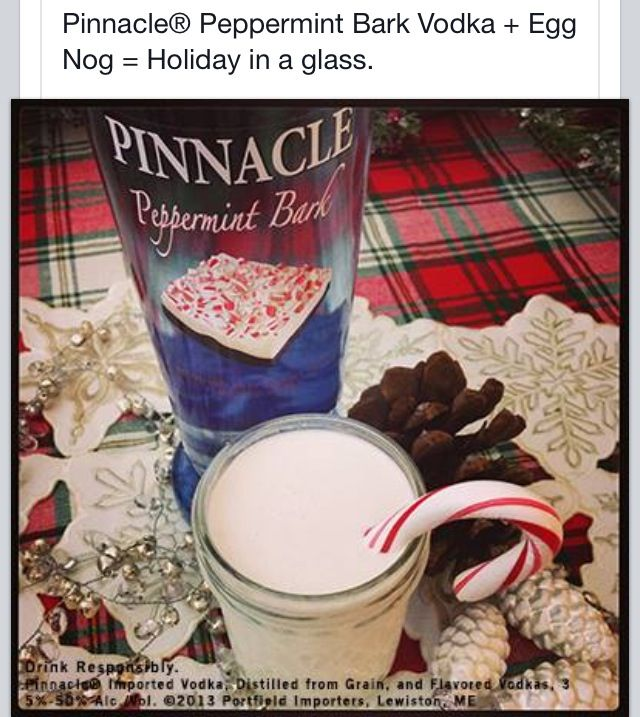 Easy Holiday Drinks, Peppermint Vodka