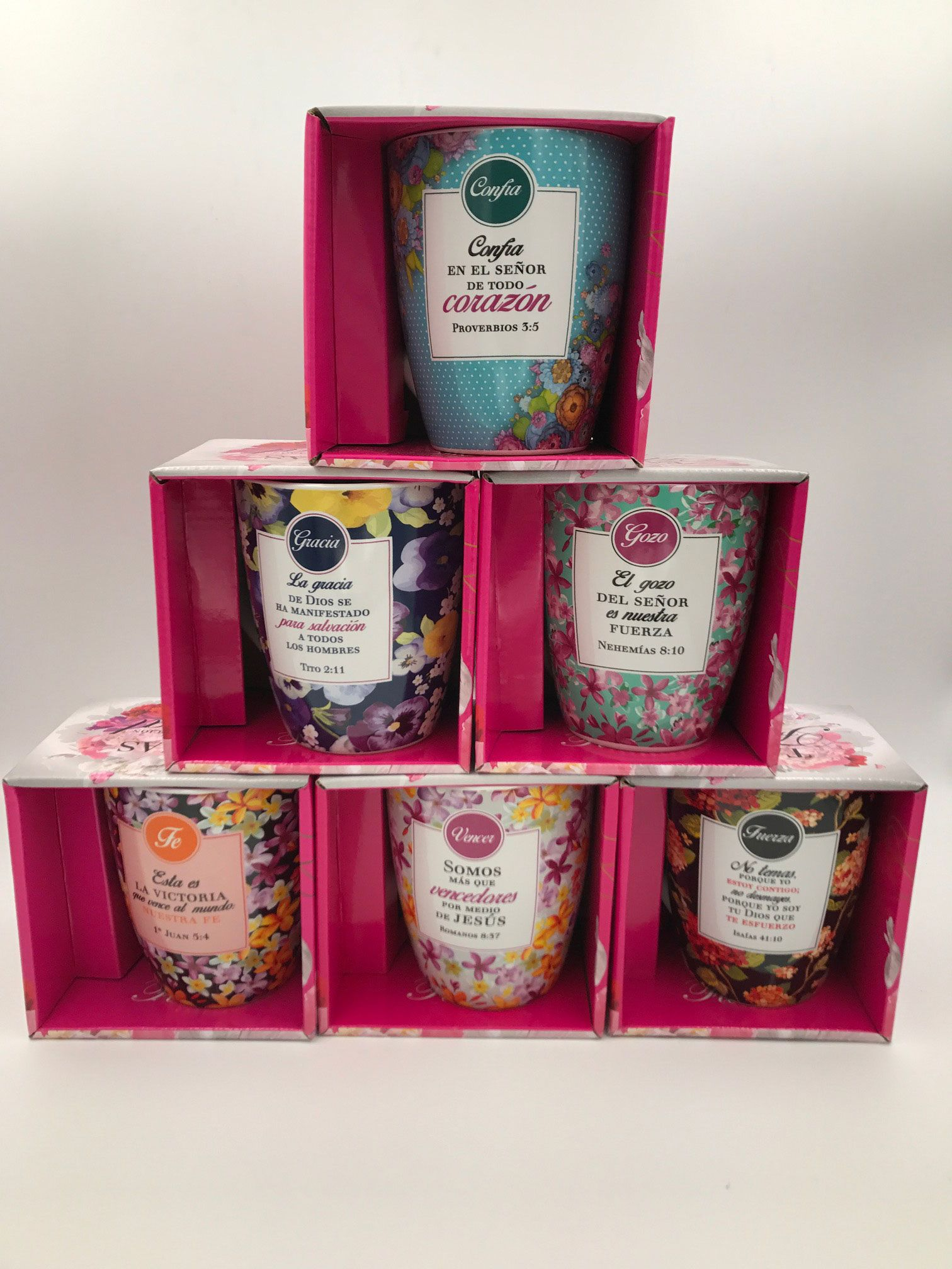 Taza Floral 6 Gozo  Lucianos Gifts  9780648920762, Comprar