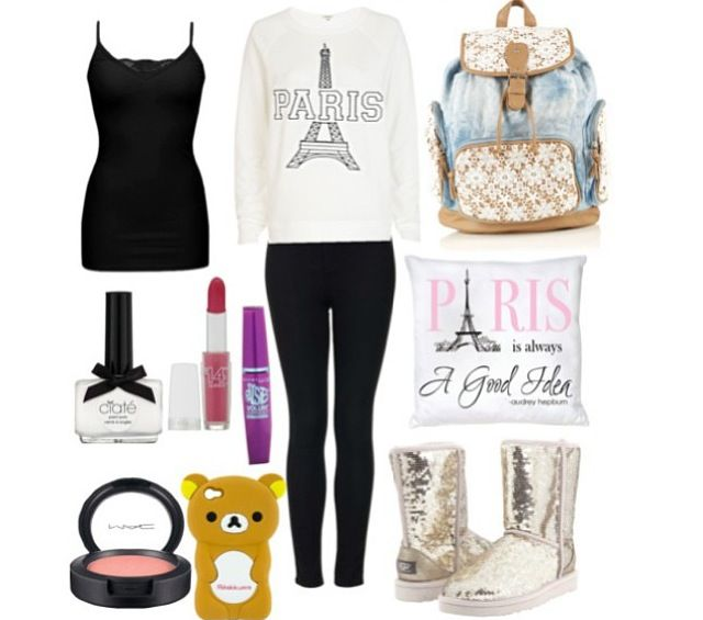 Ariana grande inspired outfit (I be proposed to in Paris!)