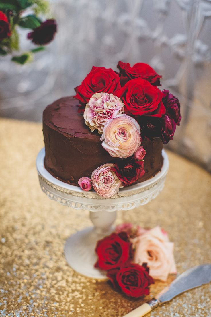Rustic Chocolate Wedding Cakes Wedding Cake Rustic Wedding Cake