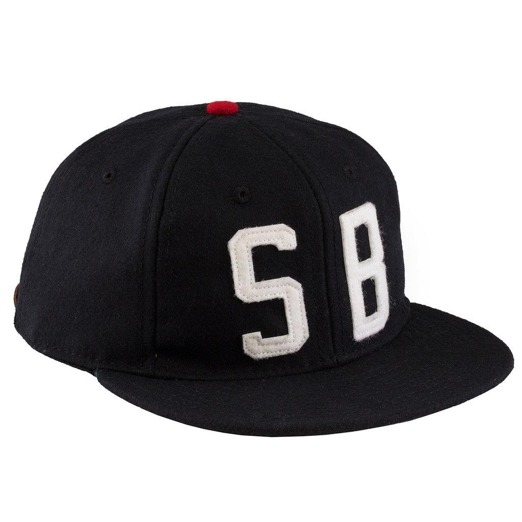 Ebbets Field Flannels for Wolf s Head SB Team Strapback Hat - Multi ce49e608d382