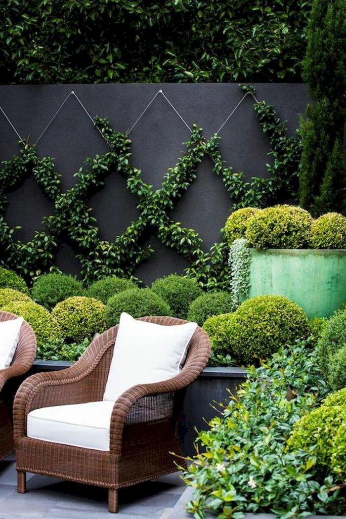 1001 deko ideen garten die sie begeistern werden small backyard landscaping designs outdoor garden decor wanddekoration ikea hirschkopf gold
