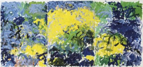 La Grande Vallee Xiv For A Little While Joan Mitchell Joan Mitchell Abstract Artwork