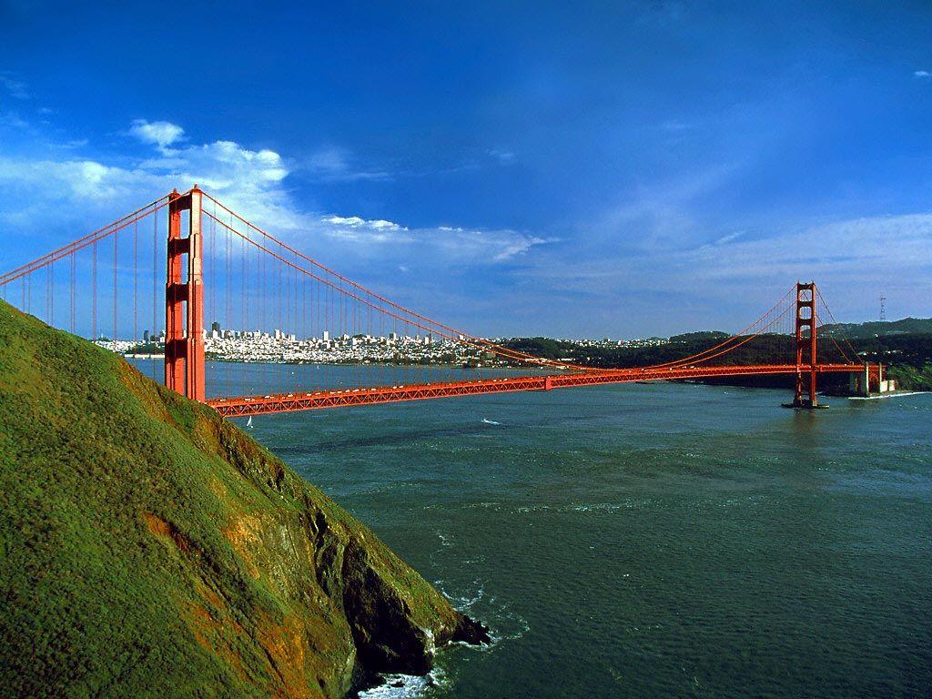 ENJOY TOUR OF GOLDEN GATE BRIDGE