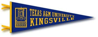 TAMUK Pennant. | Javelina Gear | Sell your textbooks ... on