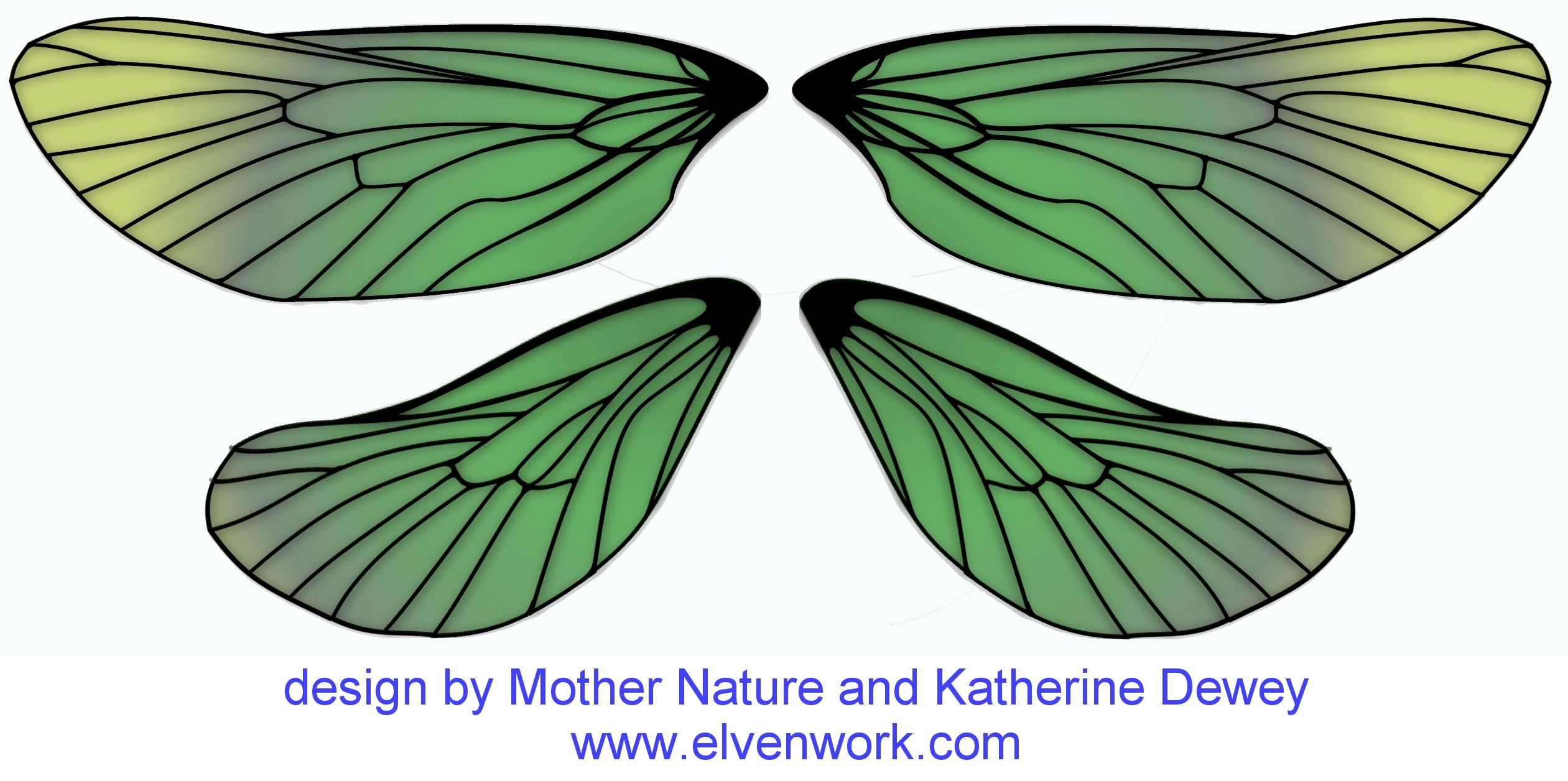 fairy wing designs by katherine dewey wonderful site with several