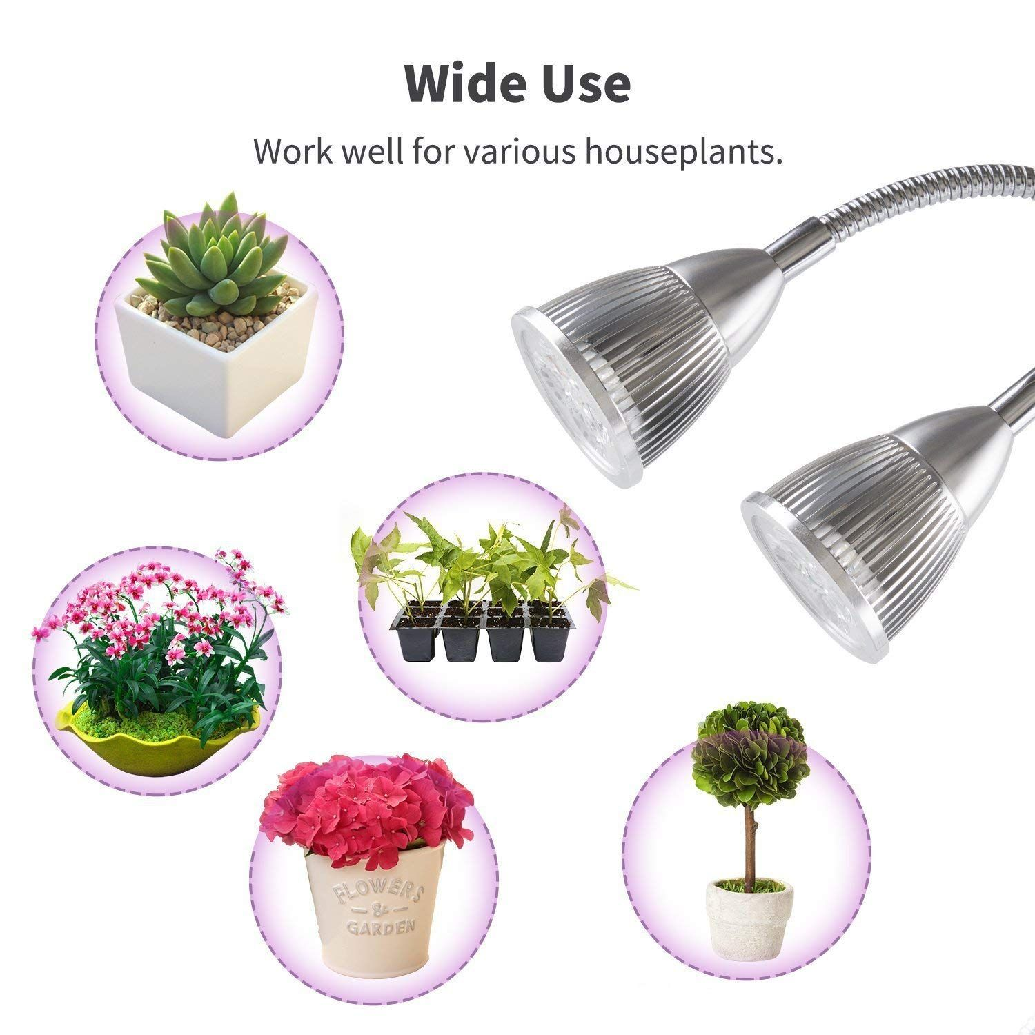 What Does Full Spectrum Mean Need 5 Tester For This Grow Light It Is Free If You Need Pls Message M Grow Lights For Plants Hydroponic Gardening Hydroponics