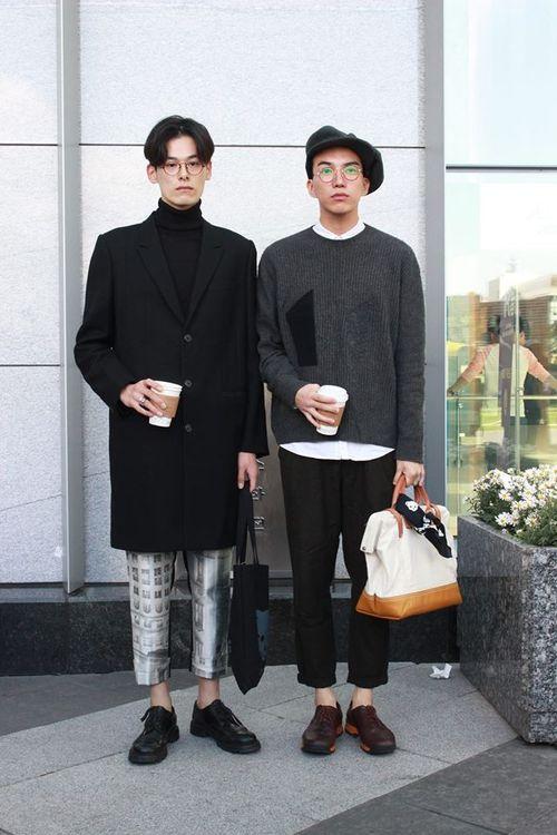 sinsuji: 김원중 & 도상우 | Japan | Fashion, Mens fashion und Style