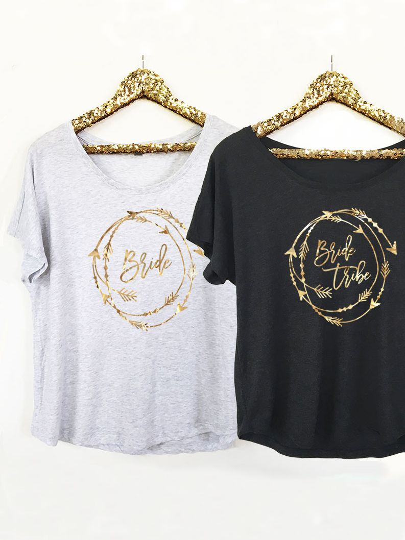 Bachelorette Party Shirts For Every Squad Wedding Ideas