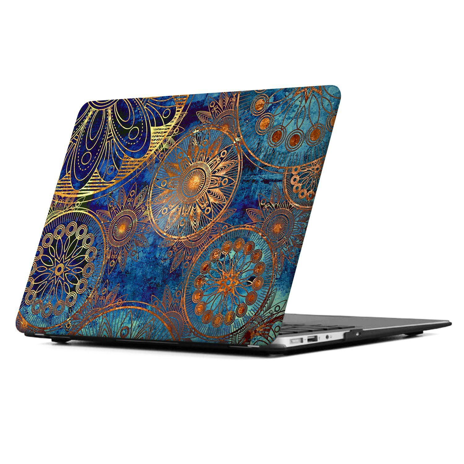 info for 3e838 aeba1 Amazon.com: iCasso Macbook Air 13 Inch Case Art Printing Matte Hard ...