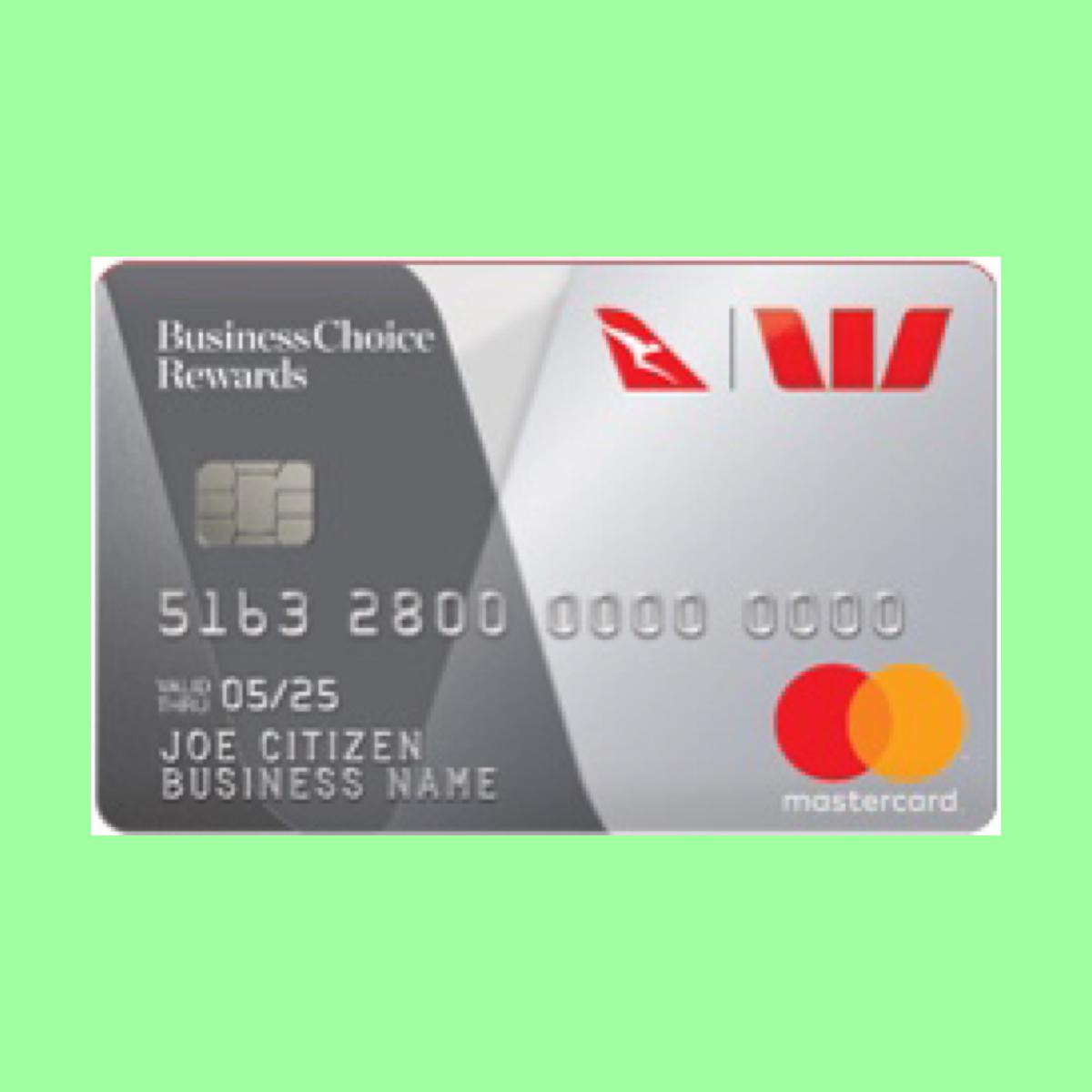 Westpac Businesschoice Platinum Card Qantas Calculator Business Insurance Reward Card Business Names
