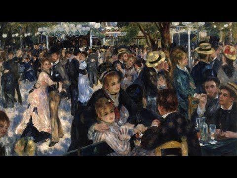 The Real Scene Behind A Renoir Masterpiece Renoir Art Renoir