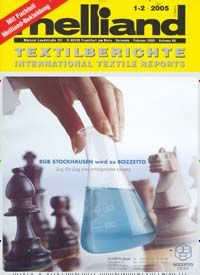 Melliand Textilberichte. Plaats: 677