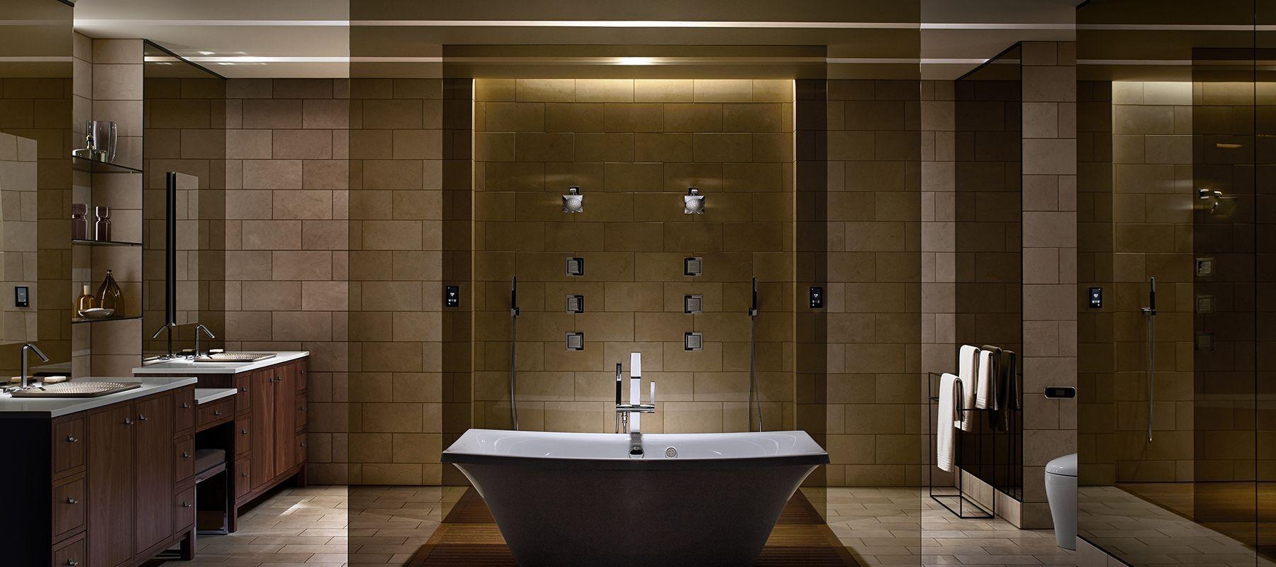 Drop-in Bathtubs, Whirlpool, Bathing Products | Bathroom | KOHLER ...