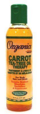 Africas Best Organincs Carrot Tea Tree Oil 6 oz 3Pack with Free Nail File ** BEST VALUE BUY on Amazon