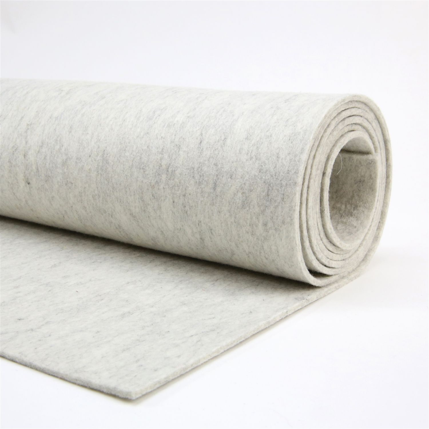 Heather White Felt Beige Wool Felt Wool Felt Fabric Wool Felt Felt Fabric