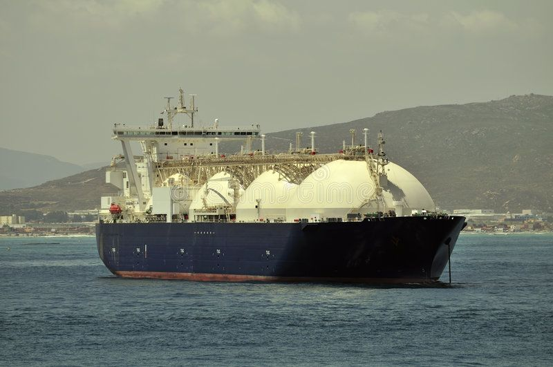Lng Ship For Natural Gas Lng Carrier Ship Designed For
