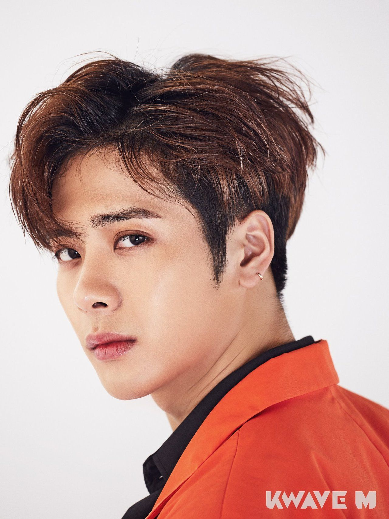 Jackson Got7 Kwave Magazine March Issue 17 Got7