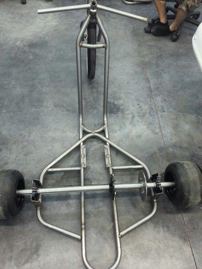 Resultado de imagen para motorized drift trike | jesse things ...