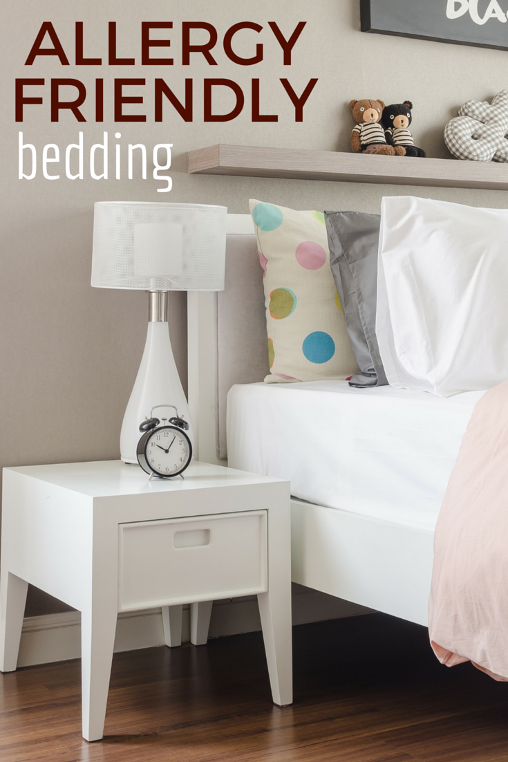 Allergy Friendly Bedding How to Dust Mite Proof a Bed