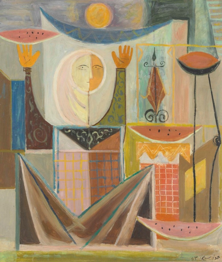Middle Eastern Modern Contemporary Artists You Need To Know About Christie S In 2020 Middle Eastern Art Art Middle Eastern Artists