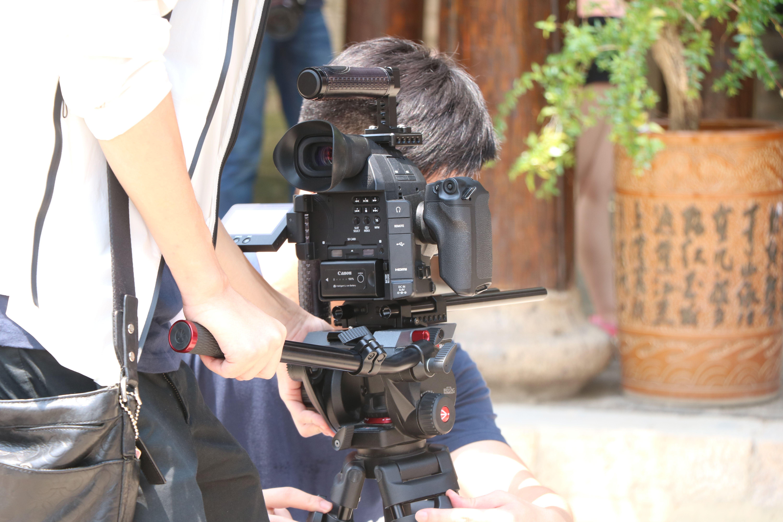 Canon EOS C100 & C100 Mark II Cage 1703 | Canon C100/C200