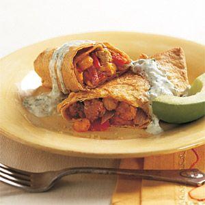 Pozole Burritos | Cuisine at home eRecipes