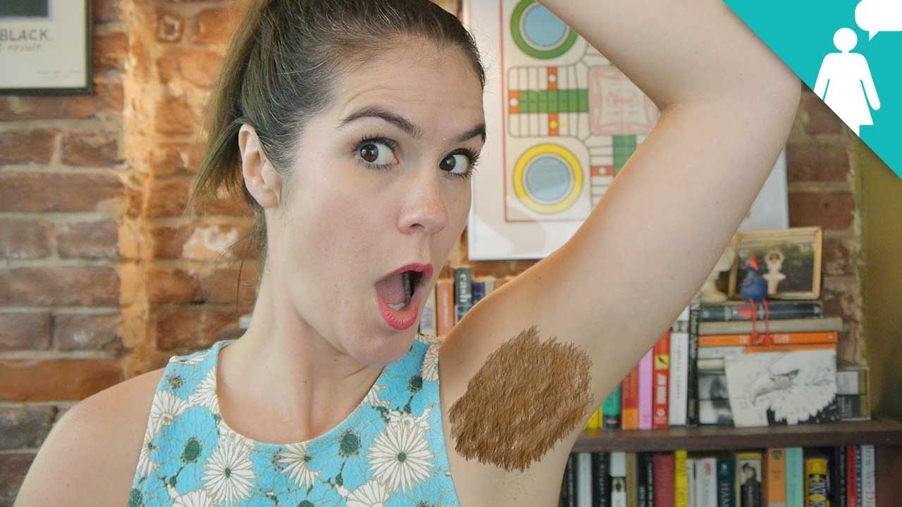 What Age Does Armpit Hair Start Growing - Hair Trends 2020