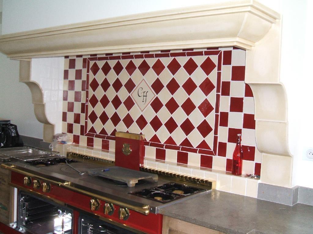 Carrelage Motif Vintage Carrelage Mural Cuisine Carreaux Et