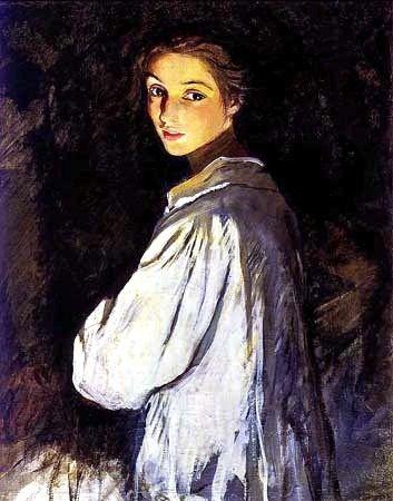Zinaida Yevgenyevna Serebriakova (Russian artist, 1884-1967)