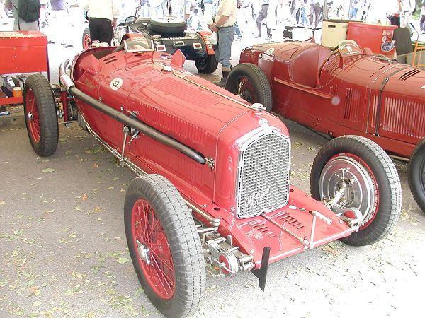 1932 Alfa Romeo P3 Tipo B Monoposto