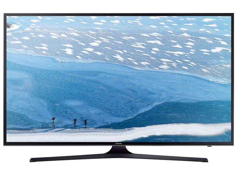 c892a381528 Téléviseur UHD 4K 138 cm SAMSUNG UE55KU6070 prix promo Téléviseur 4K  Conforama 1 099.99 €